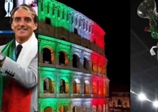 Italia es campeona de la Eurocopa en Wembley