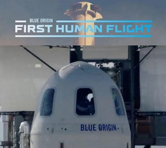 Aprobada la licencia de Blue Origin para viajes espaciales humanos