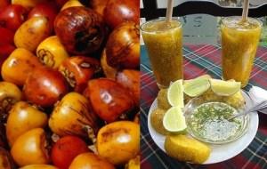 El chontaduro y la lulada - Turismo en Cali Colombia