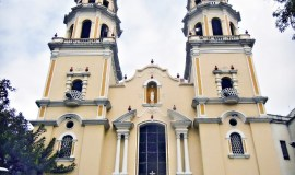 Iglesia de Santa Rosa de Lima en Cali, Colombia