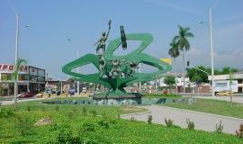 Monumento al Deporte de Cali, Colombia