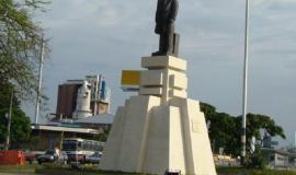 Monumento a Benito Juarez de Cali, Colombia