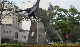 Monumento a María Mulata de Cali, Colombia