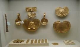 Museo del Oro Calima Bco de la Republica de Cali, Colombia