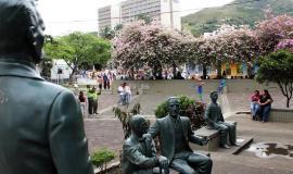 Parque de los Poetas de Cali, Colombia