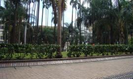Plaza de Caicedo en Cali, Colombia