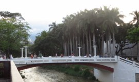 Puente España de Cali, Colombia