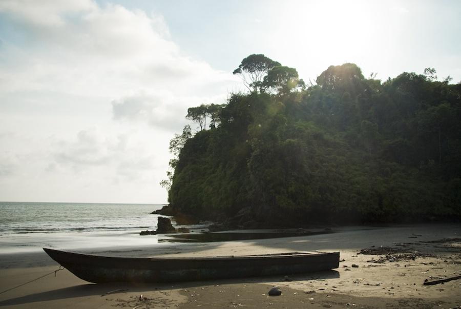 Playa de La Bocana - Buenaventura