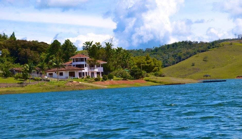 Lago Calima, Calima El Darién Valle del Cauca