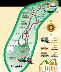 Mina de Sal de Nemocón - Turismo en Colombia