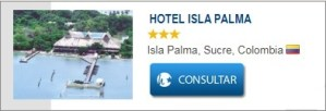 Hotel Isla Palma, Archipielago de San Bernardo | Cartagena Colombia