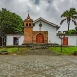 Recorre el barrio y capilla de San Antonio