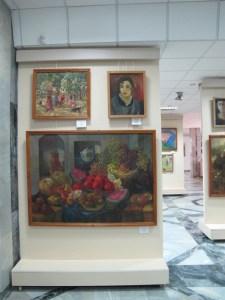 Нукус музейи. Фото: http://gruppa5.livejournal.com