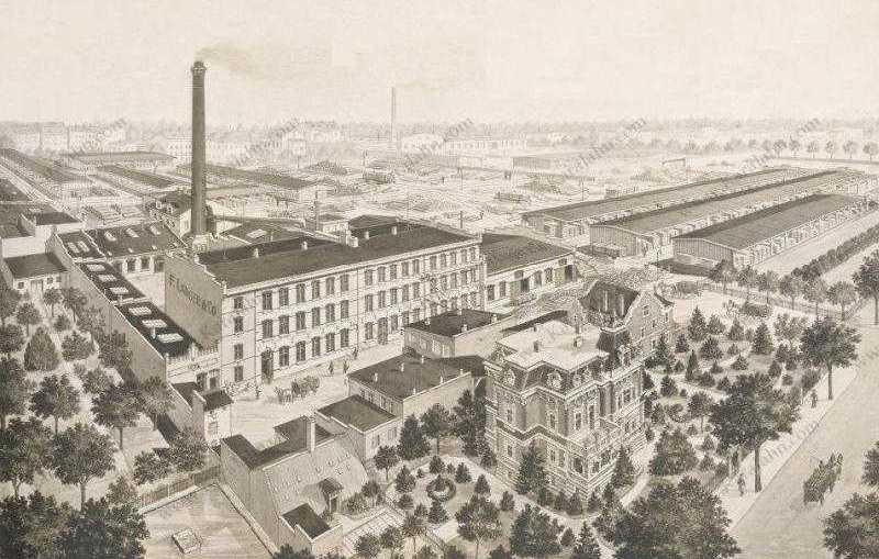 Dolnośląska Fabryka Instrumentów Lutniczych DEFIL (dawna) Langersche Klaviaturfabrik