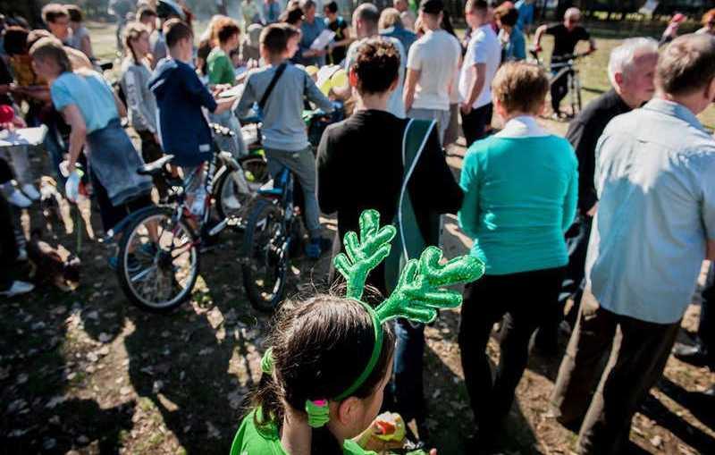 Lubin. Jutro zanoszą petycję do Prezydenta Lubina w sprawie Parku Leśnego