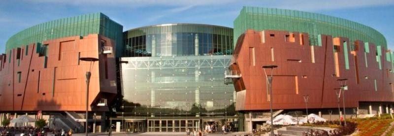 Letnie zmiany w Galerii Cuprum Arena w Lubinie