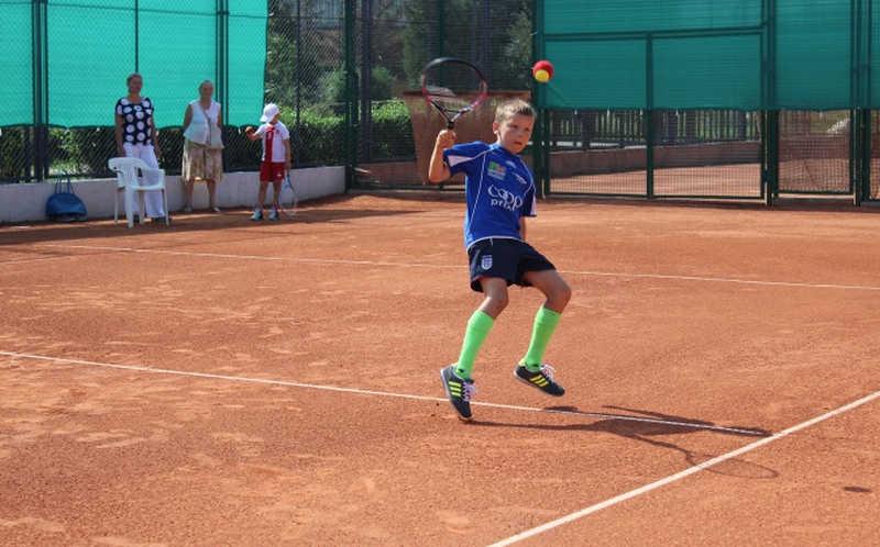 AKCJA LATO 2017 – Wakacyjny turniej tenisa ziemnego