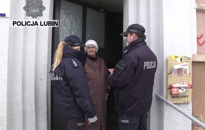Do osób starszych – apel lubińskiej policji