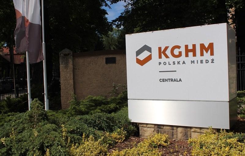 KGHM z Certyfikatem Systemu Zarządzania Energią