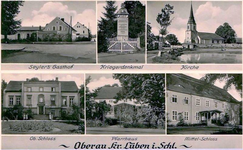 Historia Obory