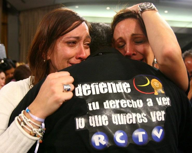 Resultado de imagen para Cierre RCTV