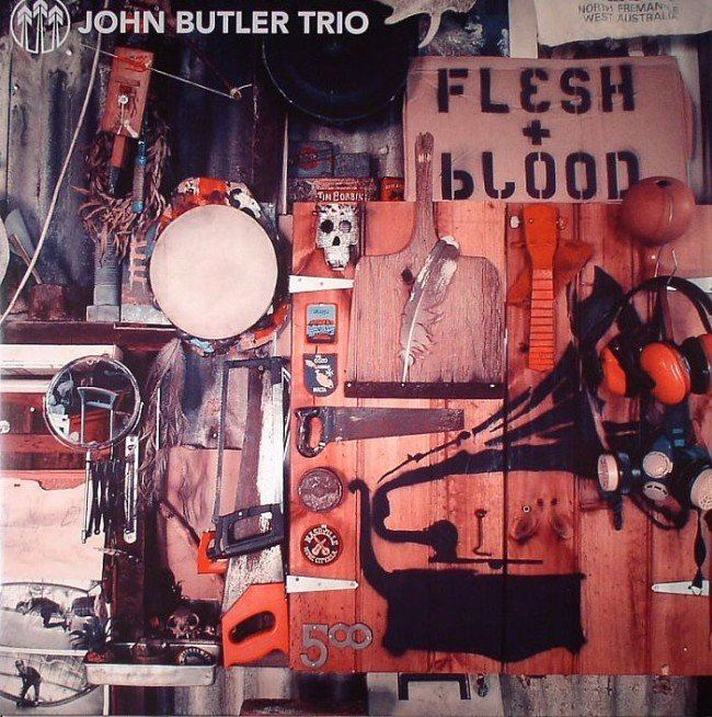 Flesh & Blood - John Butler Trio