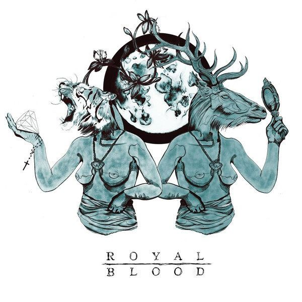 Royal Blood - Out of the Black EP