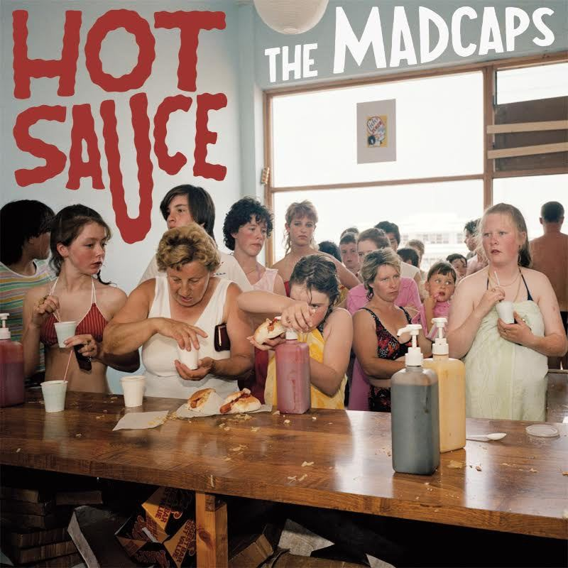 Hot Sauce The Madcaps