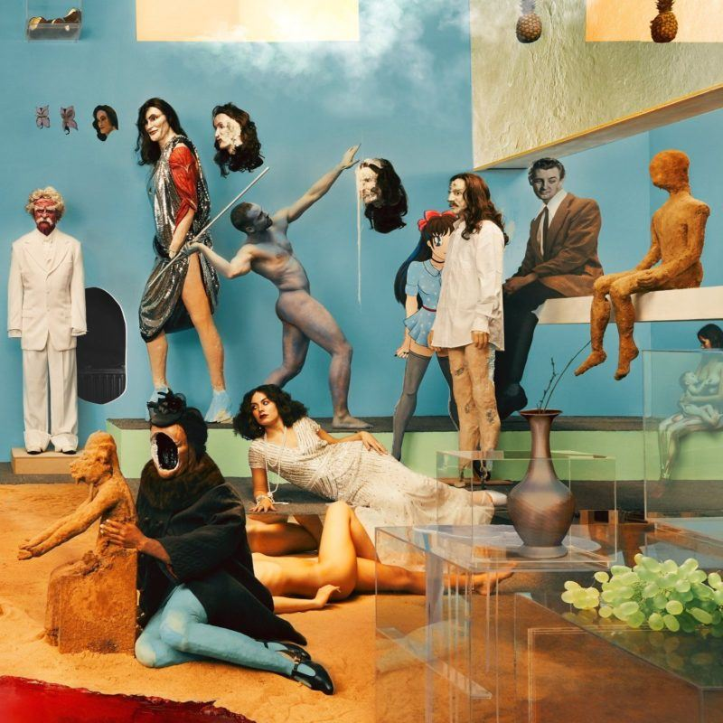 Yeasayer se elevan a los cielos con Amen & Goodbye