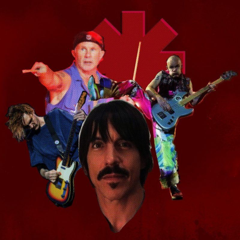 Red Hot Chili Peppers toman Madrid