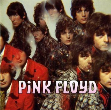 The Piper at the Gates of Dawn Portada Pink Floyd