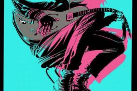 "Escucha ""Hollywood"", adelanto de The Now Now, nuevo LP de Gorillaz"