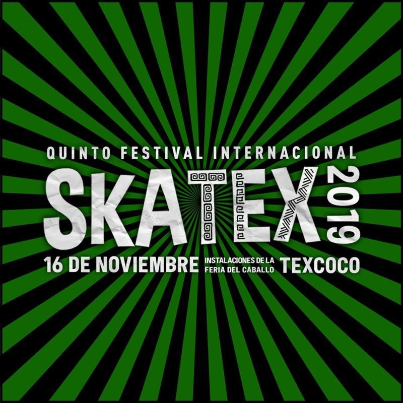Skatex 2019 | Cartel / Boletos / ¡¡Horarios!!