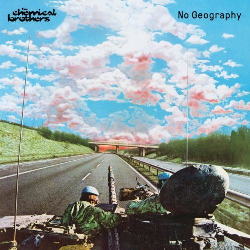 The Chemical Brothers siguen avanzando con No Geography