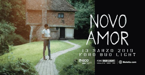 Novo Amor se estrenará en México el 13 de marzo