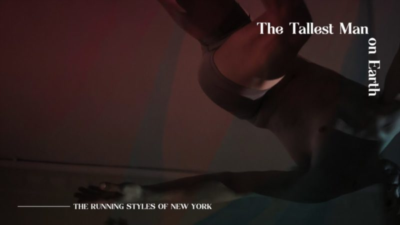 "The Tallest Man On Earth: ""The Running Styles Of New York"" 