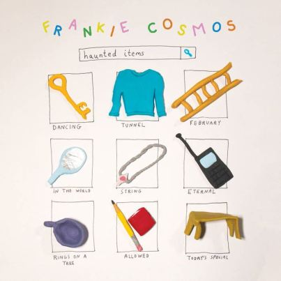 frankie cosmos haunted items