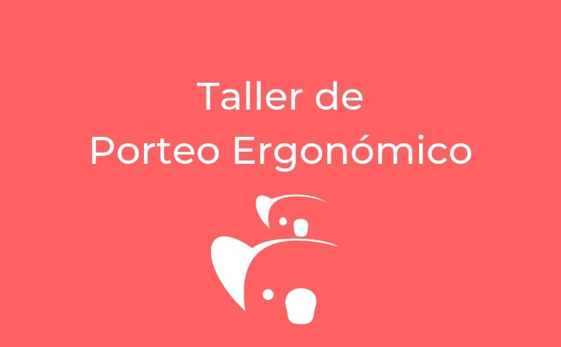 TALLER PORTEO ERGONOMICO MADRID