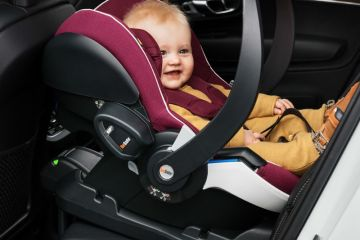 silla de coche para recien nacido