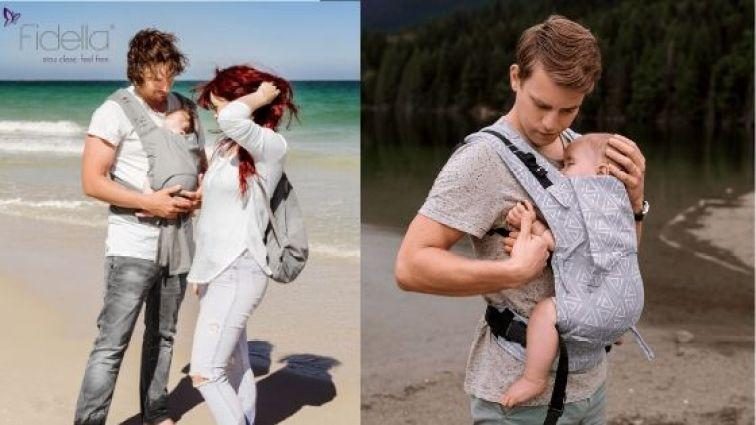 fidella es una de las mejores marcas de mochilas ergonomicas