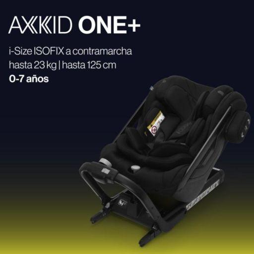 silla de coche axkid one