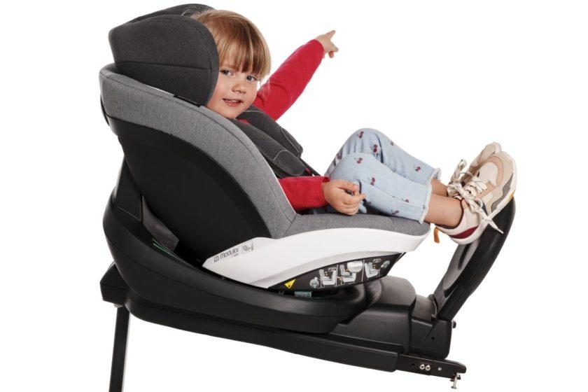 mejores sillas con isofix a contramarcha