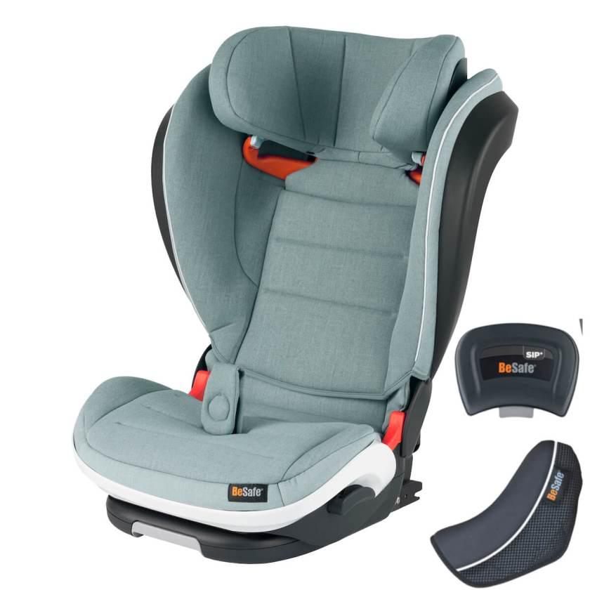 mejor silla isofix grupo 2 3