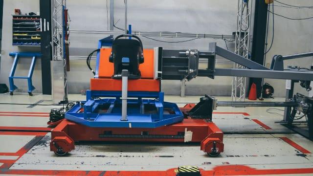 pruebas normativa sillas i-size