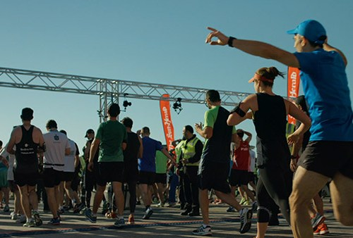 City2Surf example video image