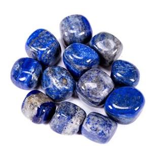 Lapis Lazuli Tumbled Stone from Bingcute