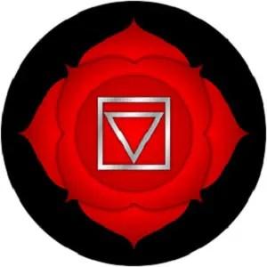 Muladhara Root Chakra - Chakra Meanings - Elune Blue (300x300)