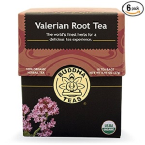Valerian Root Tea from Buddha Teas