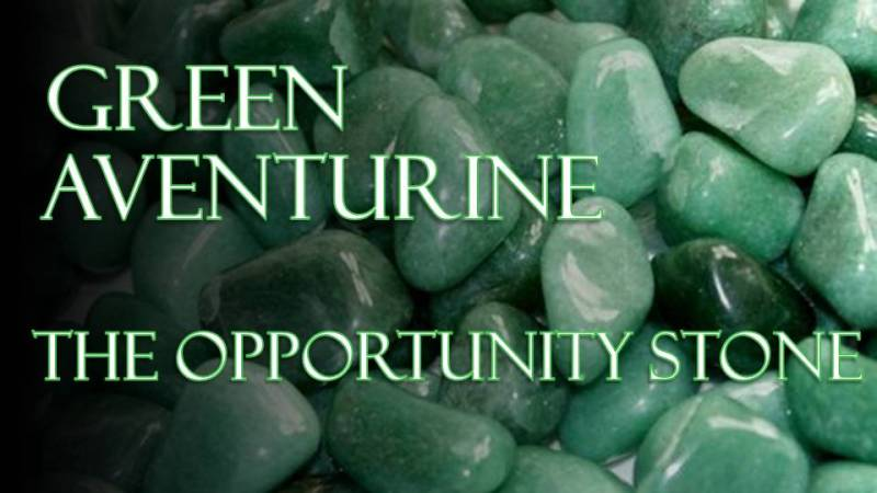 Green Aventurine Meaning and Uses - Elune Blue