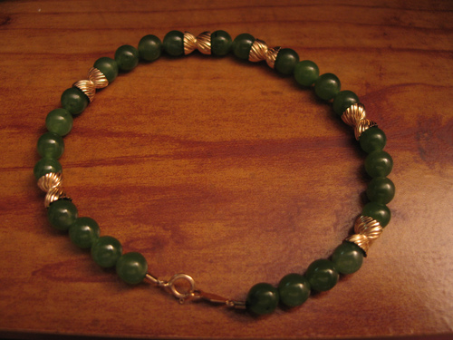 Wearing green jade while enjoying outdoor activities, like hiking and gardening, can help amplify the receptiveness to Nature.  Jade can also bring Nature home when kept around the house. -- Jade Stone Uses